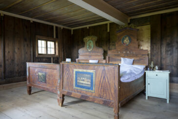 himmeblau-Blog-Gugg-Hof-antike-Betten