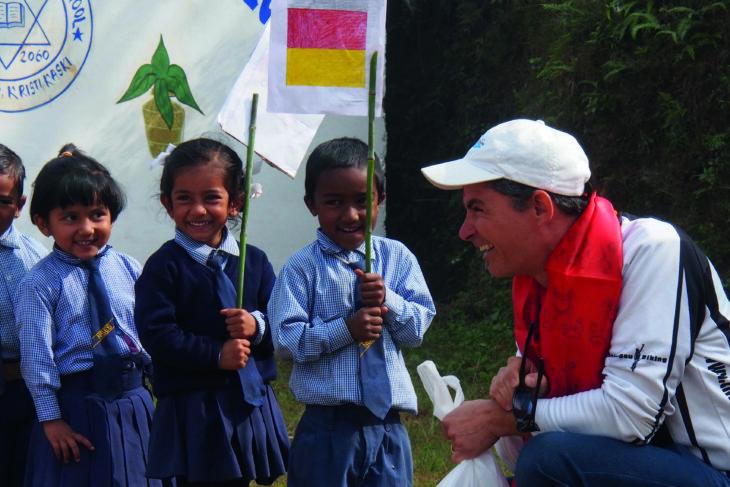 himmeblau-Blog-Wössner-in-Nepal